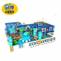 China Shopping Mall Kids Soft Indoor Playground Equipment / Commercial Play Slide wholesale
