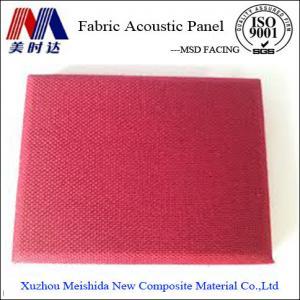 China Sound Insulation Decorative Acoustic Board wholesale