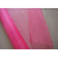 China E - Glass High Fire Resistance Fiberglss Screen , Moisture - Proof 5 * 5mm 145G Fiberglass Roofing Mesh wholesale