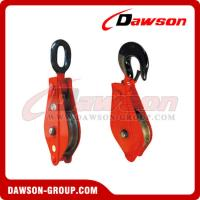 China DAWSON DSPB-F1 Single Open Hook Pulley  from China Manufacturer on sale