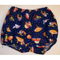 China Adorable ruffled baby bloomer diaper cover wholesale