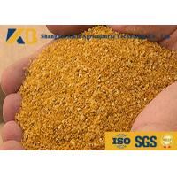 China Broiler Coloring Yellow Non Flavoured Protein Powder SGS Certificate wholesale