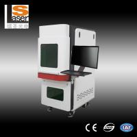 Buy cheap Fiber Laser Marking Machine 50w Raycus For Guns Engraving from wholesalers