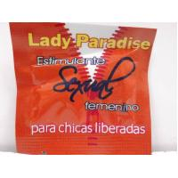China LADY PARADISE 100%Natural traditional herbal supplement for men wholesale
