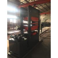China 120t Pressure Rubber Press Machine Column Type 120T Pressure 1200 X 1200mm Hot Plate Size wholesale
