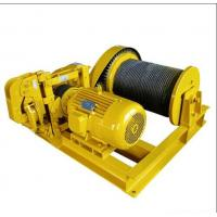 China High speed electric winch 10 ton wholesale