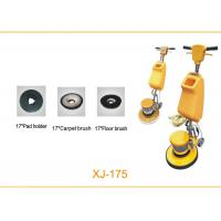 Electric Single Disc Stone Floor Ginder For Stone Gloss / Shinning