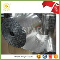 China Good price aluminum foil bubble sheet thermal insulation material from professional manufacturer wholesale
