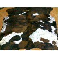 China 100% Natural Cowskin Carpet And Patch Work Cowskin Carpet wholesale
