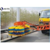 China Highway Industrial Sweeping Brush Guardrail Cleaning Truck Nylon Cloth Strip on sale