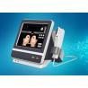 Facial Wrinkles Remove Body Shape Machine / 5 Cartridge HIFU Face Lifting Machine for Skin Care