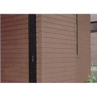 China Waterproof Flexibile Exterior Insulation Finishing System , Quick Drying And Drought on sale