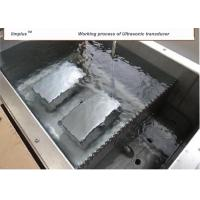 900W Power Separate Immersible Ultrasonic Transducer Box Degrease for Car Parts Clean