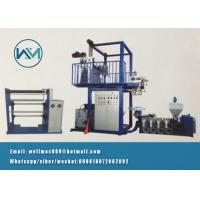 China High Quality PVC Heat Shrinkable Plastic Blown Film Machine for Label on sale