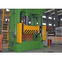 Buy cheap 2 / 4 Uprights Type H Frame Hydraulic Press Machine 600 Ton For Plastics Moulding from wholesalers