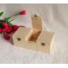 China Wooden seasoning box, bottles box, kitchen castors box wholesale