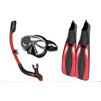 China Wide - Field Diving Snorkel Set Innovative Water - Air Separated Anti Fogging wholesale