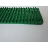 China Oil Resistance Green Conveyor Belt With Rough Top Used In Transport system wholesale