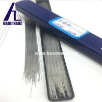 China Pure tungsten wire for cutting in straight polished for hot sale wholesale