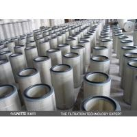 China CE certificate Glass Cartridge Filter Element For gas liquid separation wholesale