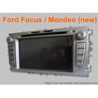 China OEM Car Touch Screen DVD Bluetooth Player for Ford Mondeo with GPS ,AM, FM Navigation wholesale