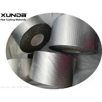 China Butyl Rubber Waterproof Sealing Self Adhesive Tape With Alu , PP Or PE Backing Materials wholesale