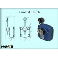 China Electric Wire Rope Hoist 6mm Rotary Metal Rod Trigger Head Limited Switch wholesale