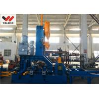 China Assembly Welding Straightening H Beam Welding Line 3 In 1 High Efficiency for Industrial on sale