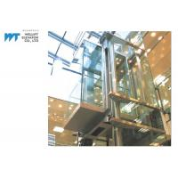China ARD Safety Device Panoramic Glass Elevator For Power Failure Emergency Leveling wholesale