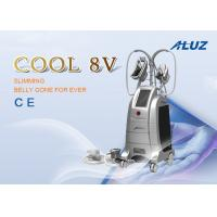 Durable Body Sculpting Cryolipolysis Vacuum Machine With 8.4 Inch Screen