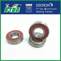 China Low Noise Deep Groove Ball Bearing Used For Celling Fan wholesale