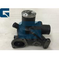 Buy cheap Auto 6D22T Excavator Water Pump MITSUBISHI ME995716  Spare Parts from wholesalers