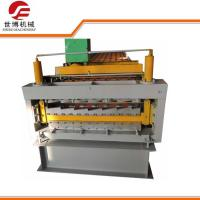 China Gray Color Steel Double Deck Roll Forming Machine With PLC Control System on sale