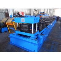 China Ladder Cable Tray Roll Forming Machine Line With Easy Joint Necking Ends wholesale
