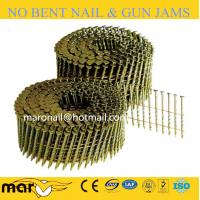 China 15 degree Pneumatic Nail, Galvanized Pallet Roofing Coil Nail, pallet nail on sale