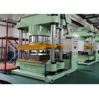 China 500 Ton Inverted Hydraulic Hot Press Machine For Rubber Automotive Parts Molding on sale