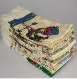 China Cotton Printed Kitchen Towel/Tea Towel on sale