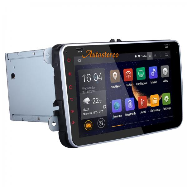 Quality 1080P HD Video Car DVD Sat Nav With External Bluetooth Microphone for sale