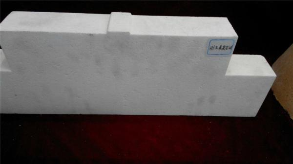 Quality High Alumina Refractory Brick , Corundum Mullite Refractory Bricks For Kiln for sale