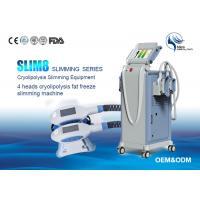 800W LED + Vacuum + Cryolipolysis Machine Slimming / Weight Loss Equipment
