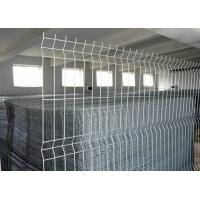 Professional Welded Wire Garden Mesh Fencing Panels Hot Dipped Galvanized