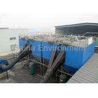 China Jet Cyclone Filter Bag Dust Collector , Portable Pulse Dust Collector wholesale