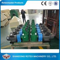 China Flat Die Animal Feed Pellet Machine , Wood Pellet Mill for animal husbandry and aquaculture wholesale