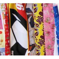 China supply China banner/ flag dye-sublimation on banner wholesale