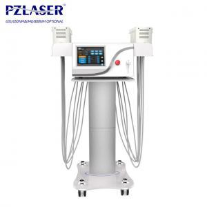 China Portable Diode Laser Weight Loss Machine Liposuction Cavitation Machine wholesale