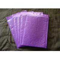 China Multi Colored Polyethylene Mailers Bubble Shipping Envelopes Waterproof Dustproof wholesale