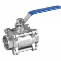China High quality 3PC Stainless Steel Butt Weld Ball Valve Hot sale!!! wholesale