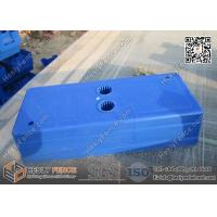 Injection Mould Temporary Fencing Feet
