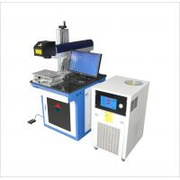 China Marking Engraving Semiconductor / Wood Cutting CNC Machine With Diode Pumped wholesale