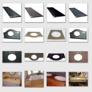 China Prefabricated Granite Countertops and Vanity Tops on sale